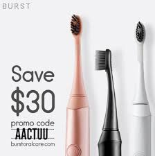 BURST BRUSHING - Teeth Talk With Nic Frequency Burst 2018 Promo Code Skip The Line W Free Rose Gold Burst Toothbrush Save 30 With Promo Code Weekly Promotions Coupon Codes And Offers Flora Fauna 25 Off Orbit Black Friday 2019 Coupons Toothbrush Review Life Act A Coupon For Ourworld Coach Factory Online Zone3 Seveless Vision Zone3 Activate Plus Trisuits Man The Sonic Burstambassador Sonic Cnhl 2200mah 6s 222v 40c Rc Battery 3399 Price Ring Ninja Codes Refrigerator Coupons Home Depot Pin By Wendy H On Sonic Toothbrush Promo Code 8zuq5p