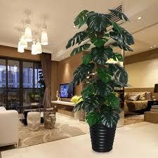 großhandel kunstpflanzen baum gefälschte baum 150cm turtle innen wohnzimmer bonsai gefälschte blumendekoration grün faux pflanzen huojuhua 116 86