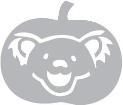 Download And Print Out The Dancing Bear Stencil Here
