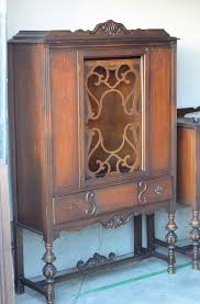 Antique China Cabinet 1930