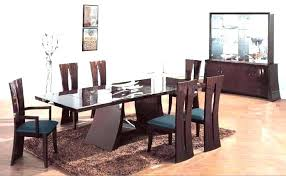 Contemporary Dining Sets White Modern Dining Set Cool Modern White