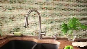 Ferguson Moen Kitchen Faucets by Mirabelle Calverton Kitchen Faucet Youtube