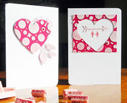 Cute Handmade Valentines Day Card
