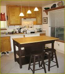 Stunning Small Kitchen Island With Seating White Pendant Lamp Ad Wooden Cabinet