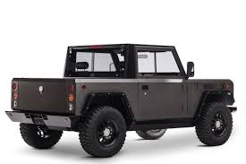Bollinger Motors Unveils All-Electric Sport Utility Truck | CARFAX Blog Service Utility Trucks For Sale Utility Truck Enclosed Rearjpg Bed Covers A Martin Trucks Bonsar Three Wheel Utility Truck A Easily Service For Sale N Trailer Magazine Ford F550 Mechanic In Texas 2001 Chevrolet S10 Used 2012 Silverado 2500hd Truck 10269 2006 Gmc 2011 Ford F450 In Al 2956 History Of And Bodies For