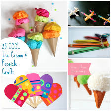 25 Ice Cream And Popsicle Craft Ideas For Everyone 2x1eA6cX