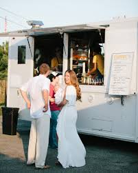 Meet Ali, Clover's Catering Coordinator (the One In The White Dress ... Food Truck Lovin Catering Your Wedding With Local Trucks How We Planned A Practical Box Of Chacos Luxury Best Rent For The To Have At Unveiled By Zola White Guy Cooks Thai Image Polka Dot Bride To Cater Every Guest 5 Youll Want New Zealand Weddings Trend Fabulous Frocks Love Mei Nj Perfect Menu Beauty The Bistro