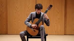 preli guitare a le nestor laurent perroto 4th international guitar competition