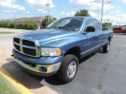 100 2003 Dodge Truck Autowerks Of NWA Used Blue Ram 2500 For Sale In