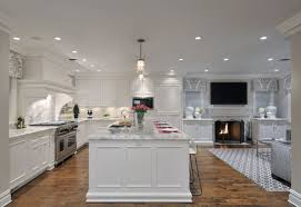 Open Concept Kitchen Beautiful and Beneficial