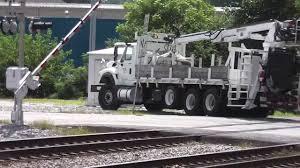 100 Norfolk Truck Southern High Railer Utility Work InHD