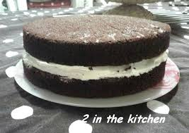 dessert avec creme fouettee gâteau au chocolat 2 in the kitchen