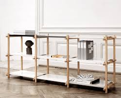 canap駸 le corbusier woody hay forza storage shelving systems