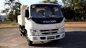 Tornado 2.5 Dump Truck - FOTON