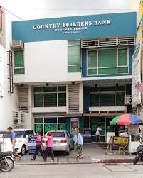 100 Country Builders Bank Inc Comembo Branch Manila
