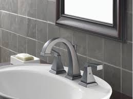 Delta Dryden Faucet Stainless by Faucet Com 3551lf Ss 75124 Ss 75150 Ss In Brilliance Stainless