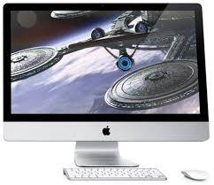 ordinateur apple de bureau apple mb952d a imac ordinateur de bureau ecran 68 6 cm 27