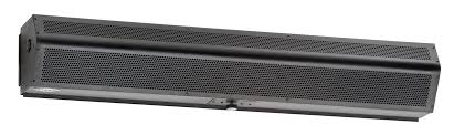 Berner Air Curtain Arc12 by Lopro Series Lpv2 Max Mounting 8 Ft