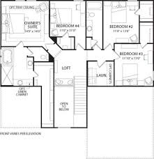 Drees Homes Floor Plans by Abriel At Colonial Forge Single Family Homes Stafford Va