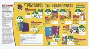 bureau vallee colomiers bureau vallée 8 produits 100 remboursés 100 remboursé gesti