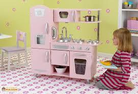 cuisine en bois enfants cuisine en bois pour enfants vintage 90 cm kidkraft