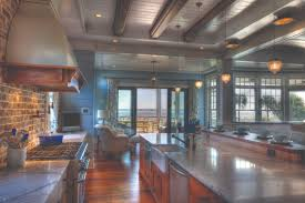 Ceiling Joist Definition Architecture by Two Great Waterfront Getaways Custom Builder