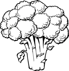 Ve ables Clipart Black And White Image