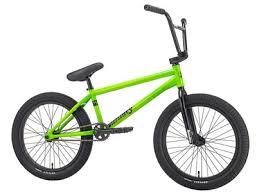 Sunday Bikes 2018 Forecaster BMX Bike In Flo Green Color At Albes Shop