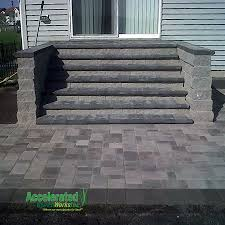 Patio Steps Ideas | Christmas Lights Decoration Landscape Steps On A Hill Silver Creek Random Stone Steps Exterior Terrace Designs With Backyard Patio Ideas And Pavers Deck To Patio Transition Pictures Muldirectional Mahogony Paver Stairs With Landing Google Search Porch Backyards Chic Design How Lay Brick Paver Howtos Diy Front Good Looking Home Decorations Of Amazing Garden Youtube Raised Down Second Space Two Level Beautiful Back Porch Coming Onto Outdoor Landscaping Leading Edge Landscapes Cool To Build Decorating Best