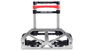 Magna Cart Folding Collapsible Personal Hand Truck,   Best Truck ... Milwaukee Hand Trucks 2in1 Truck 733 Do It Best Steel Convertible Lowes Heavyduty Farm Ranch Ultimate Guide To The Moving Dolly Top 5 In 2018 Reviews And With Aliexpresscom Buy Bestequip 2 In 1 Alinum 600 Lb Movable Fniture Insidehook Platform Dollies Material Handling Equipment Home Depot 800