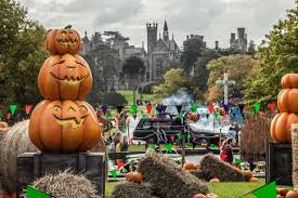 Halloween Theme Park Uk by Alton Towers Scarefest 2016 The Terrifying Halloween Park Is Back