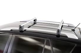 100 Tribeca Roof Bars Subaru 20052014 Menabo Sherman XL Silver