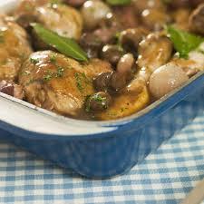 cuisiner un coq recette coq au vin cuisine madame figaro
