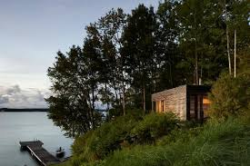 100 Taylor Smyth Architects Sunset Cabin Small House Bliss
