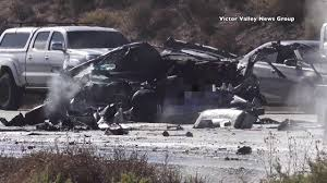 100 Truck Accident Today Fatal Crash Involving Tanker Truck On 15 Freeway In Hesperia YouTube