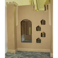 full size castle bed plans bunk princess castles pinterest and