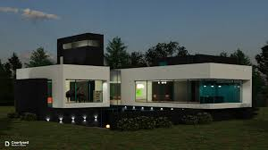 104 Modern Dream House Home Finished Projects Blender Artists Community