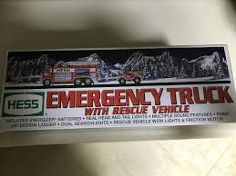 100 2005 Hess Truck Amazoncom Emergency With Rescue Vehicle By