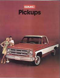 1975 GMC Truck, Mine Was A 4x4, Short Bed, 10