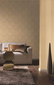 rasch textil infinity beige gelb gold braun ornament muster