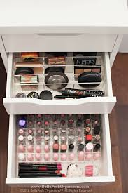 ALEXANDRA Lipstick organizer ORGANIZER FITS IKEA ALEX DRAWERS