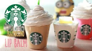 DIY Starbucks Frappuccino Lip Gloss
