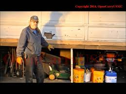 Garage Door Bottom Seal For Uneven Floor by Garage Door Repair Uneven Floor Youtube