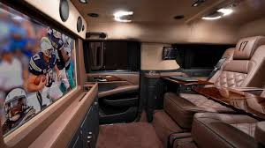100 Game Truck San Diego LA Chargers QB Philip Rivers Commutes From In A Cadillac