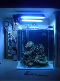 aquarium nano eau de mer nano cube 30 litres