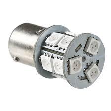 13 high power led 12 volt 1156 bayonet bulb 360deg birddog