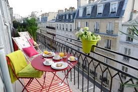 Caillou In The Bathtub by Studio Vacation Rental On Rue Cler Market Street