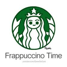 Free Starbucks Frappuccino Now Being Drawn At YouTube DrawSoCute