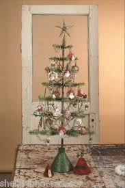 NEW Bethany Lowe Christmas Vintage style Soft Goose Feather Tree