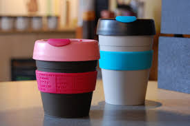 A Cute Eco Friendly Reusable Coffee Cup